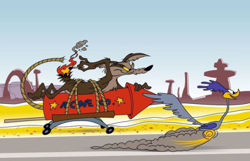 wile-e-coyote-chasing-road-runner